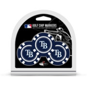 Team Golf Tampa Bay Rays Poker Chips Ball Markers - 3-Pack