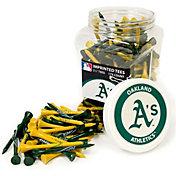 "Team Golf Oakland Athletics 2.75"" Golf Tees - 175 Pack"