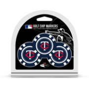 Team Golf Minnesota Twins Poker Chips Ball Markers - 3-Pack