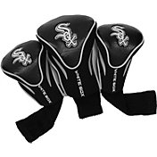 Team Golf Chicago White Sox Contoured Headcovers - 3-Pack