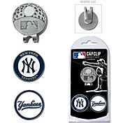 Team Golf New York Yankees Cap Clip and Marker Set