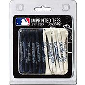 "Team Golf New York Yankees 2.75"" Golf Tees - 50 Pack"