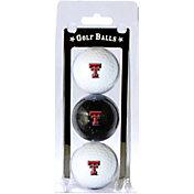 Team Golf Texas Tech Red Raiders Golf Balls - 3-Pack