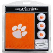 Team Golf Clemson Tigers Embroidered Towel Gift Set