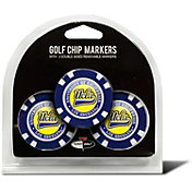 Team Golf UCLA Bruins Poker Chips Ball Markers - 3-Pack