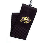 Team Golf Colorado Buffaloes Embroidered Towel