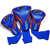 Team Golf Florida Gators Contour Headcovers - 3-Pack