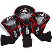 Team Golf Georgia Bulldogs Contour Headcovers - 3-Pack