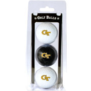 Team Golf Georgia Tech Yellow Jackets Golf Balls - 3-Pack