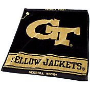 Team Golf Georgia Tech Yellow Jackets Woven Towel