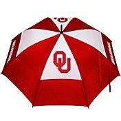 "Team Golf Oklahoma Sooners 62"" Double Canopy Umbrella"