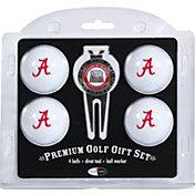 Team Golf Alabama Crimson Tide Four Golf Ball/Divot Tool Set