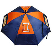 Team Golf Illinois Fighting Illini Umbrella