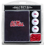 Team Golf Ole Miss Rebels Embroidered Towel Gift Set