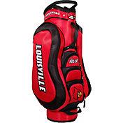 Team Golf Louisville Cardinals Medalist Cart Bag