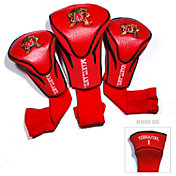 Team Golf Maryland Terrapins Contour Headcovers - 3-Pack