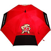 "Team Golf Maryland Terrapins 62"" Double Canopy Umbrella"