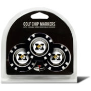 Team Golf Missouri Tigers Poker Chips Ball Markers - 3-Pack