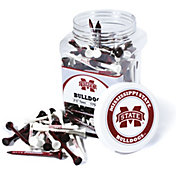"""Team Golf Mississippi State Bulldogs 2.75"""" Golf Tees - 175-Pack"""