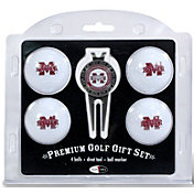 Team Golf Mississippi State Bulldogs Golf Ball/Divot Tool Set