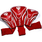 Team Golf Indiana Hoosiers Contour Headcovers - 3-Pack