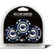 Team Golf Penn State Nittany Lions Poker Chips Ball Markers - 3-Pack