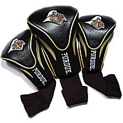 Team Golf Purdue Boilermakers Contour Headcovers - 3-Pack