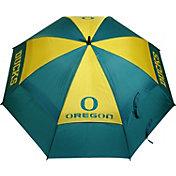 "Team Golf Oregon Ducks 62"" Double Canopy Umbrella"