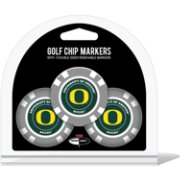 Team Golf Oregon Ducks Poker Chips Ball Markers - 3-Pack