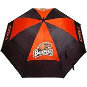 "Team Golf Oregon State Beavers 62"" Double Canopy Umbrella"