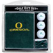 Team Golf Oregon Ducks Embroidered Towel Gift Set