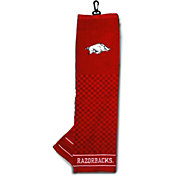 Team Golf Arkansas Razorbacks Embroidered Towel
