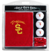 Team Golf USC Trojans Embroidered Towel Gift Set