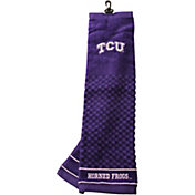 Team Golf TCU Horned Frogs Embroidered Towel