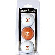 Team Golf Texas Longhorns Golf Balls - 3-Pack