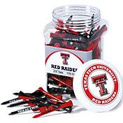 """Team Golf Texas Tech Red Raiders 2.75"""" Golf Tees - 175-Pack"""