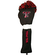 Team Golf Texas Tech Red Raiders Pom Pom Knit Headcover