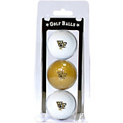 Team Golf Wake Forest Demon Deacons Golf Balls - 3-Pack