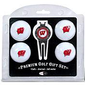 Team Golf Wisconsin Badgers Golf Ball/Divot Tool Set
