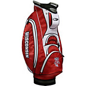 Team Golf Wisconsin Badgers Victory Cart Bag