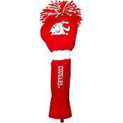 Team Golf Washington State Cougars Pom Knit Headcover