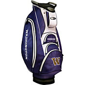 Team Golf Washington Huskies Victory Cart Bag