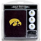 Team Golf Iowa Hawkeyes Embroidered Towel Gift Set
