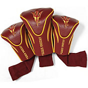 Team Golf Arizona State Sun Devils Maroon Contour Headcovers - 3-Pack