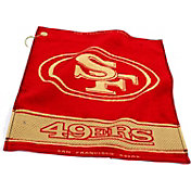 Team Golf San Francisco 49ers Woven Towel