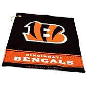 Team Golf Cincinnati Bengals Woven Towel