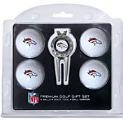 Team Golf Denver Broncos Premium Golf Gift Set