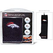 Team Golf Denver Broncos Embroidered Towel Gift Set
