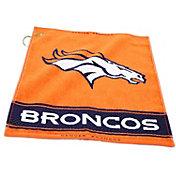 Team Golf Denver Broncos Woven Towel