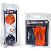 Team Golf Chicago Bears 3 Ball/50 Tee Combo Gift Pack
